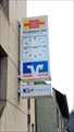 Image for Town Clock VR-Bank Saffig, Rhineland-Palatinate, Germany