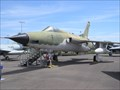 Image for Republic F-105D Thunderchief - AMC, McClellan, CA