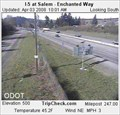 Image for I-5 at Enchanted Way, near Salem, Oregon