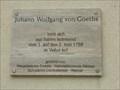 Image for Johann Wolfgang von Goethe - Vaduz, Liechtenstein