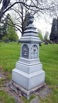 Image for Overholtzer Wives - Crescent Grove Cemetery & Mausoleum - Tigard, OR