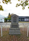 Image for Westbank Veteran's Memorial - Westbank, BC