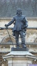 Image for Statue of Oliver Cromwell - Old Palace Yard, London, UK