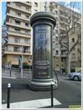 Image for Colonne Morris - Cours d'Orbitelle - Aix en Provence, France