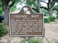 Image for Colfax Riot Marker