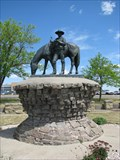 Image for A Range Rider of the Yellowstone - Billings, Montana