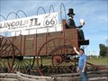 Image for Railsplitter Covered Wagon - Lincoln, IL