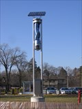 Image for Wind and Solar powered lights - Sunnybrook Hospital, Toronto, Ont