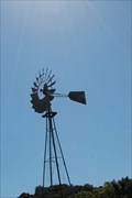 Image for Foxen Canyon Windmill 2 - Foxen Canyon California