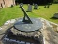 Image for Sundial, St Mary's Church, Shrawley, Worcestershire, England
