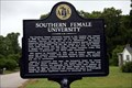 Image for Southern Female University / Florence University for Women - Florence, AL