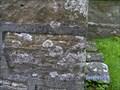 Image for Cut Mark -  St  Mary's Church, Llanfair-Mathafarn-Eithaf, Ynys Môn, Wales