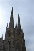 Image for Benchmark - Point Géodésique - Flèche de La Cathedrale Saint-André - Bordeaux, France