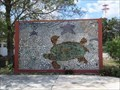 Image for Casa de Cultura Bottle Sculpture - Tulum, Mexico
