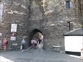 Image for Conwy Town Walls - Gwynedd, Wales, Great Britain.