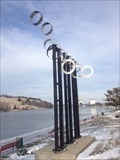 Image for River Wind Sculpture Unveiled - Grand Haven