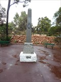 Image for Jarrahdale  War Memorial - Western Australia