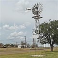 Image for Aubrey V. Stewart Windmill - Floydada, TX