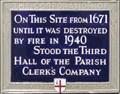 Image for Parish Clerk's Hall - Wood Street, London, UK