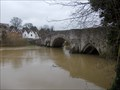 Image for Old Aylesford Bridge, Aylesford, Kent, UK