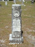 Image for Woodmen of the World - Sapp Cemetery - Union County - Raiford, Florida