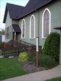 Image for Arcade U.C.C. Congregational Church Peace Pole - Arcade, NY
