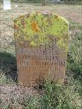 Image for Infant of J.M. & M.E. Sanders - Bloomfield-Jones Cemetery - Cooke County, TX