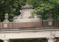 Image for Isaiah 26:2 (Holy Bible, King James Vers.) - 1875 Gate, Harvard University - Cambridge, MA