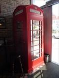 Image for Red Telephone Box - Riga, Latvia