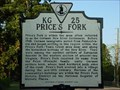Image for Price's Fork