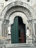 Image for Door of Igrexa de San Xoán - Ribadavia, Ourense, Galicia, España