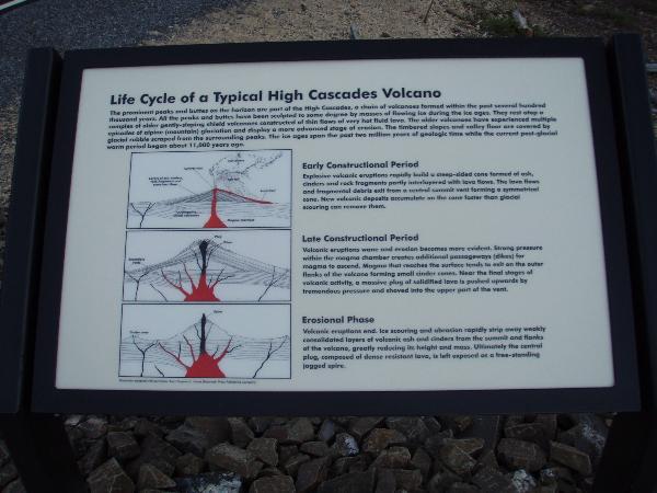 Diamond Lake Viewpoint - Deschutes County, OR - Scenic