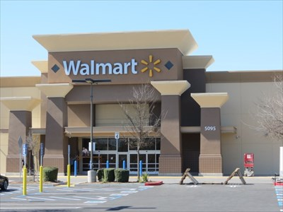 Walmart Almaden Expressway San Jose Ca Wal Mart Stores On