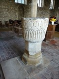 Image for Norman Font - St John the Baptist - South Croxton, Leicestershire