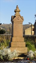 Image for Combined World War I And World War II Memorial - Todmorden, UK