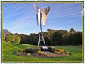 Image for Butterfly Wind Sculpture. Rotorua. New Zealand.