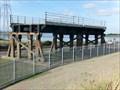 Image for Historic Bridge Remmnant - Satellite Oddity - Loughor, Wales.