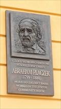 Image for Abraham Placzek - Boskovice, Czech Republic