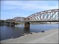 Image for Vysehradsky zeleznicni most / Railroad bridge, Praha, CZ