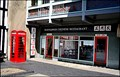Image for Corn Market phone box, Stratford upon Avon, Warwickshire, UK
