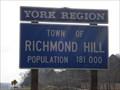 Image for Richmond Hill - Ontario, Canada