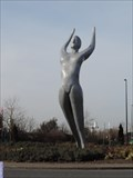 Image for TALLEST - Bronze Statue in the UK - Connaught Bridge, London, UK