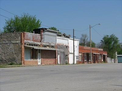 Downtown Elk City courtesy of Michael Anderson