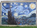 Image for Starry Night Over Kenosha mural - Kenosha, WI