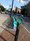 Image for CDPHP bike sharing program - Proctor's Theater, Schenectady, NY