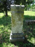 Image for Lester Wilkins - Bluff Cemetery - Bagwell, TX