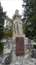 Image for Pomník obetem I.a II. svetové války - Krtiny, Czech Republic