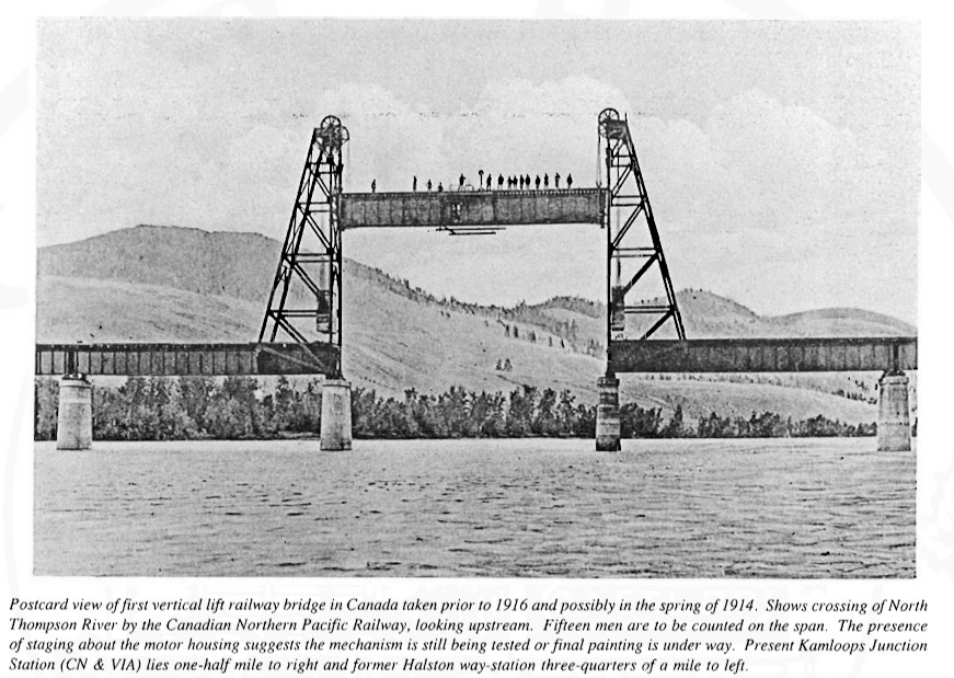 Lift Span 1914