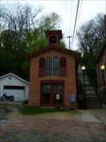 Image for Liberty Fire House No.1 - Galena Historic District - Galena, Illinois