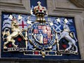 Image for Charles 1 - Coat of Arms - The King's Manor - York, Great Britain.